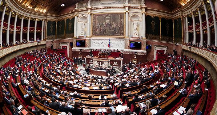 L'Assemblée nationale. Photo d'archive