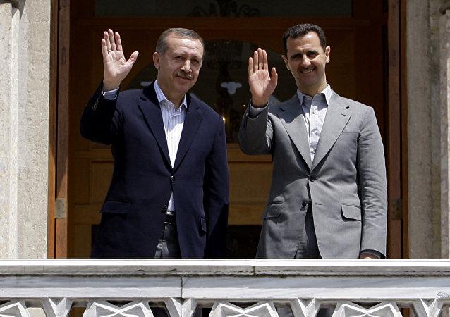 Les enjeux de la Turquie en Syrie en mutation permanente
