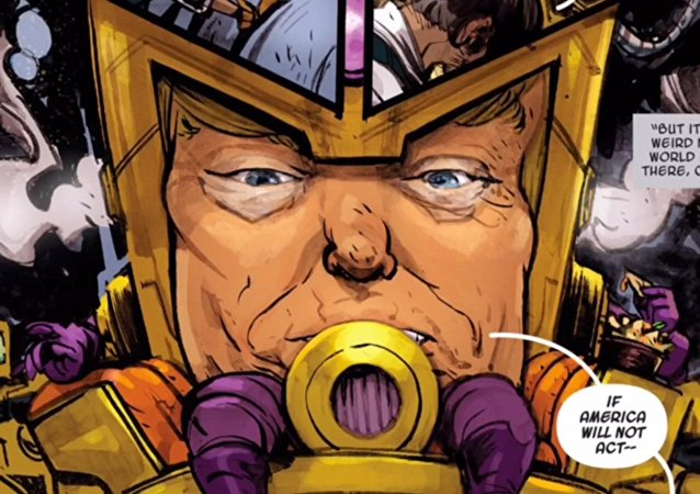 Donald Trump: patate ou vilain?