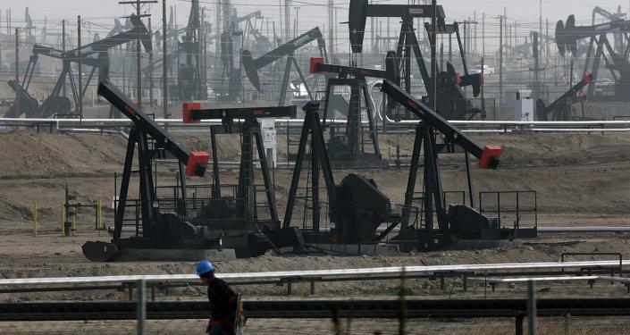 L'industrie pétrolière américaine