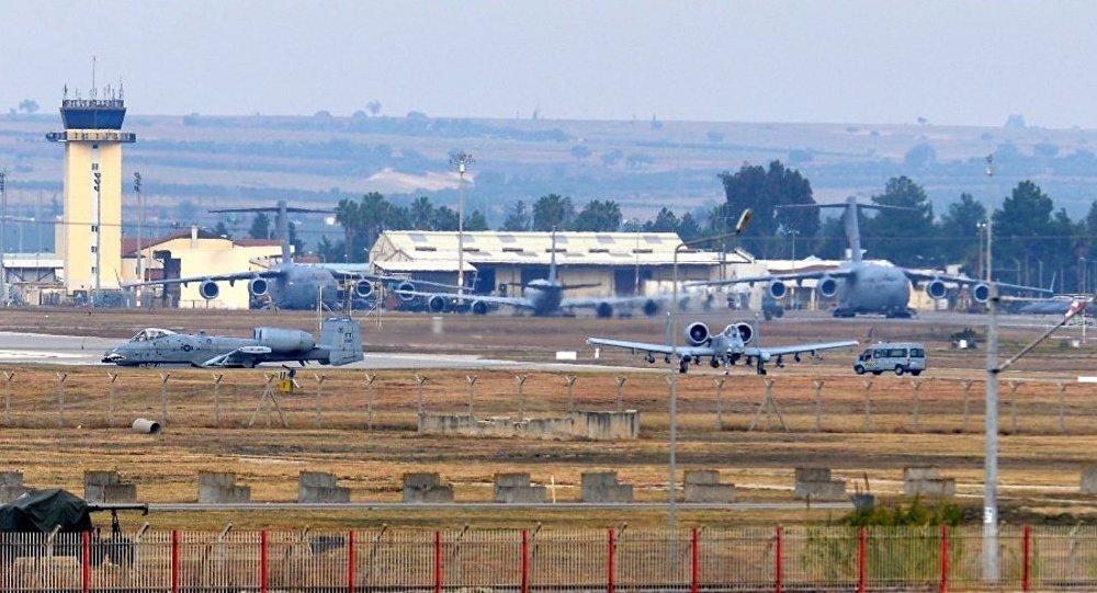 Base aérienne d'Incirlik
