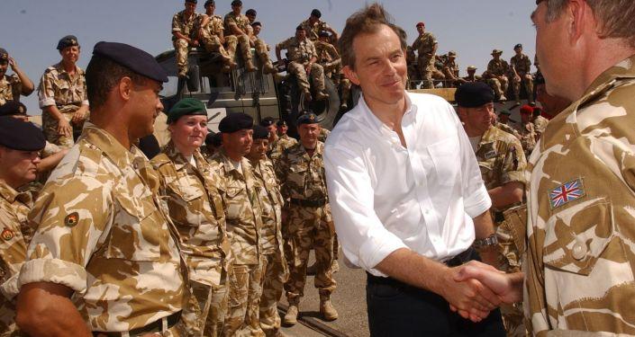 L'invasion de l'Irak