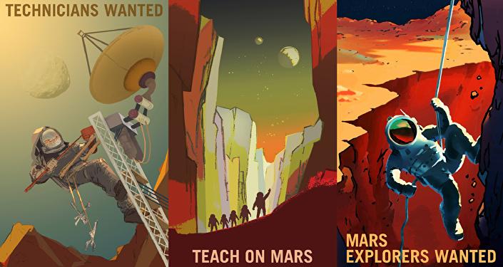 Partir en voyage pour Mars, et mourir…