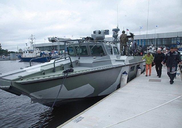 Les unités spéciales du ministère russe de la Défense ont reçu leurs premières vedettes produites par le consortium Kalachnikov