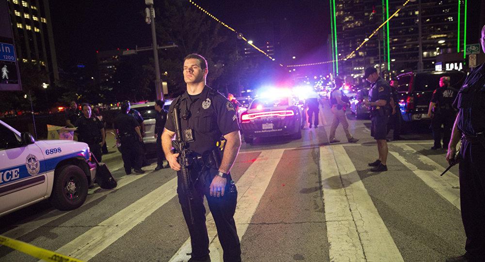 Police de Dallas