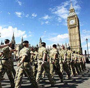 Soldats britanniques