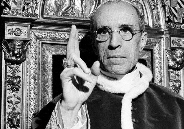 Le pape Pie XII