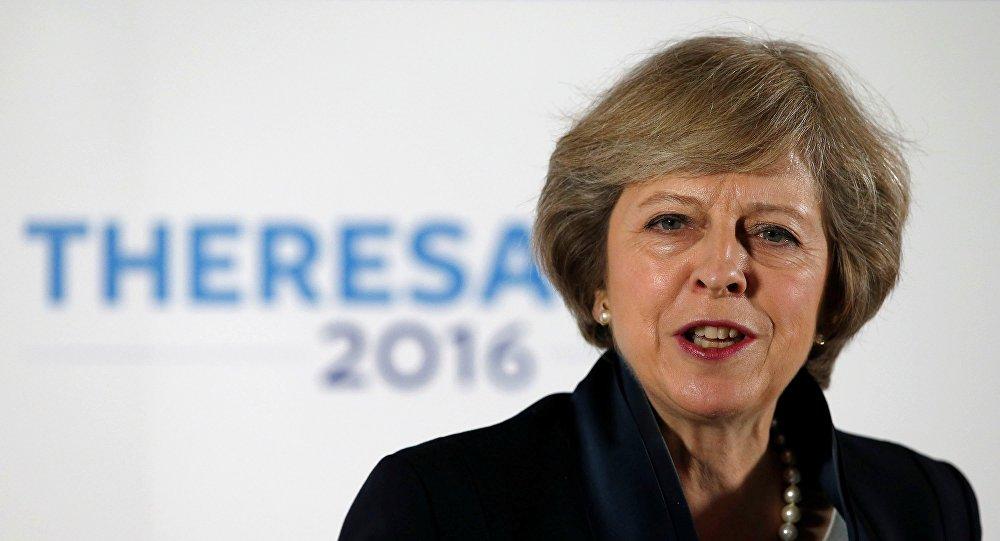 Qui est Theresa May, nouvelle Première ministre britannique — Brexit