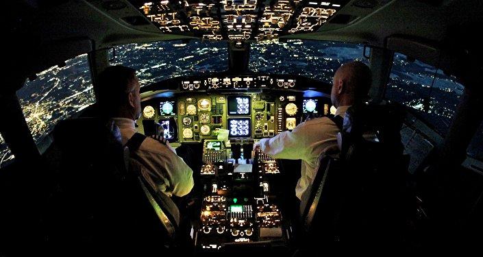 Le cockpit