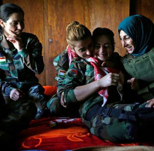 L'impitoyable vengeance d'une mère de famille irakienne qui hait Daech