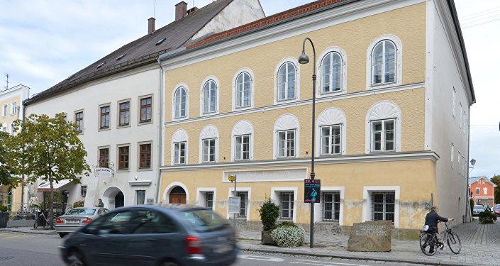 lieu de naissance d'Adolf Hitler