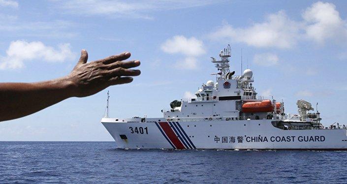 La mer de Chine méridionale
