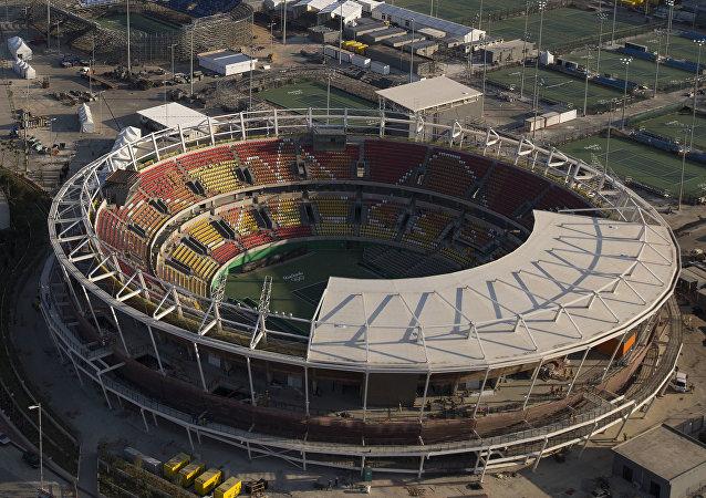 Parc olympique, Rio de Janeiro