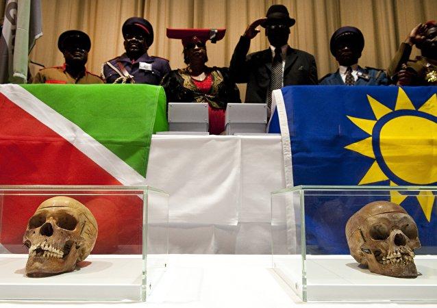 L'Allemagne s'excuse d'un génocide en Namibie vieux de 100 ans