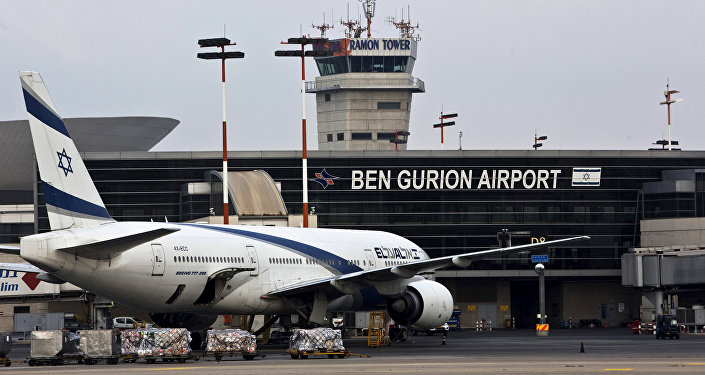 L'aéroport Ben Gurion de Tel Aviv (photo d'archive)