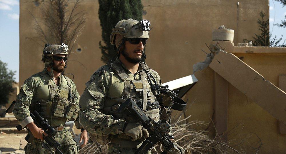 Forces spéciales américains