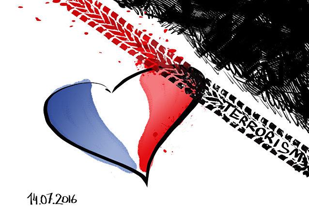 La Russie en deuil aux côtés de Nice