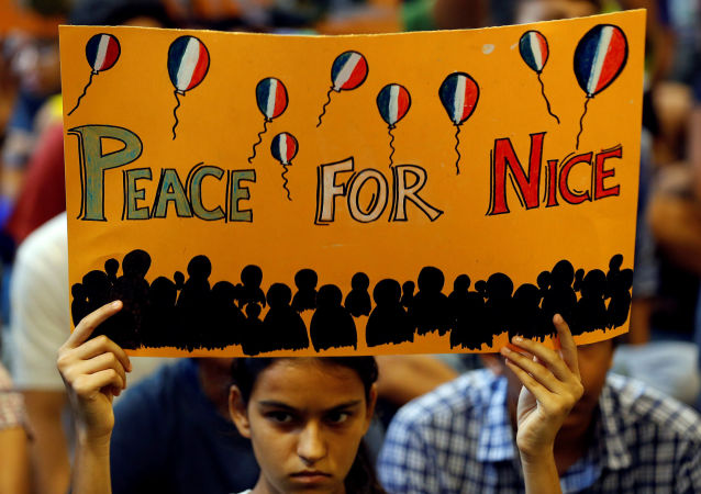 Peace for Nice