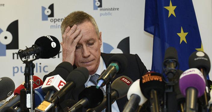 Le procureur de Paris François Molins