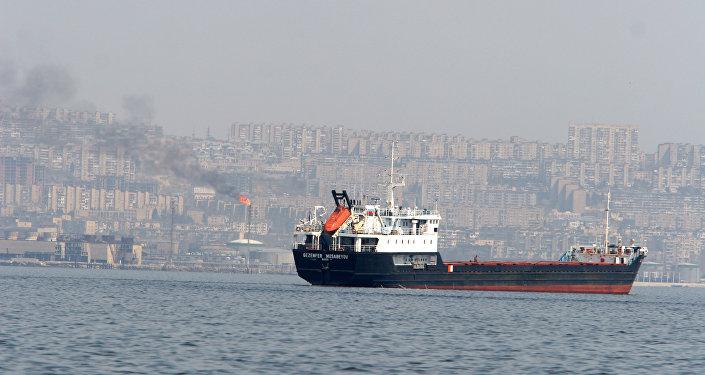 Un pétrolier