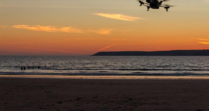 Dubaï déploie une flotte de drones pour chasser les gens qui salissent