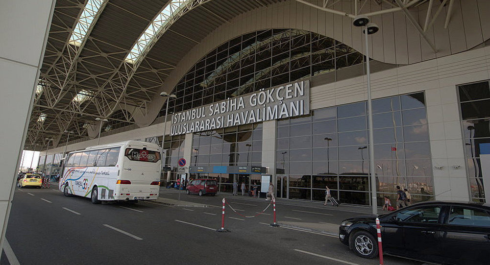 Aéroport Sabiha Göksen d'Istanbul
