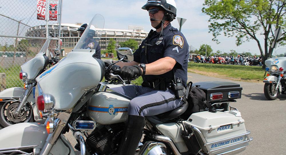 La police de Baltimore