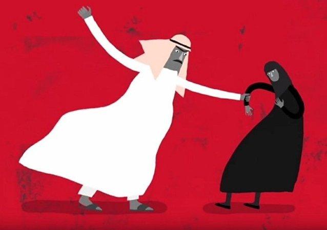 Lourd fardeau des femmes saoudiennes