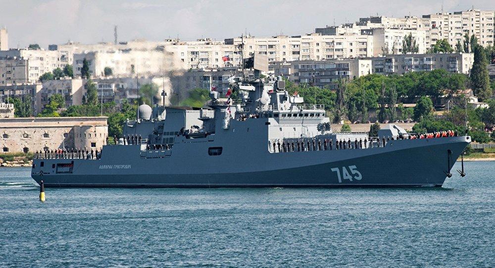 De nouveaux vaisseaux de guerre russes seront présentés en Crimée