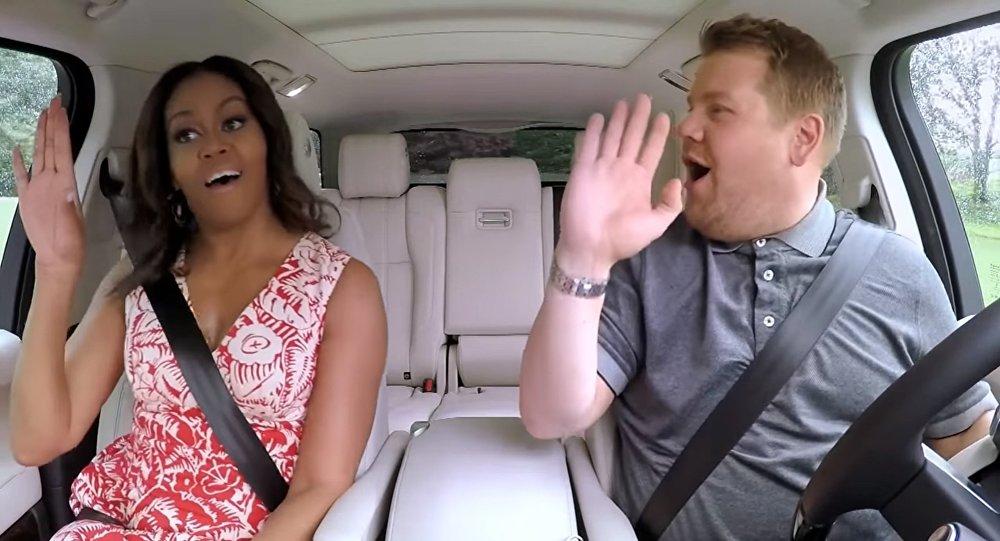 Michele Obama chante le hit de Beyoncé Single Ladies