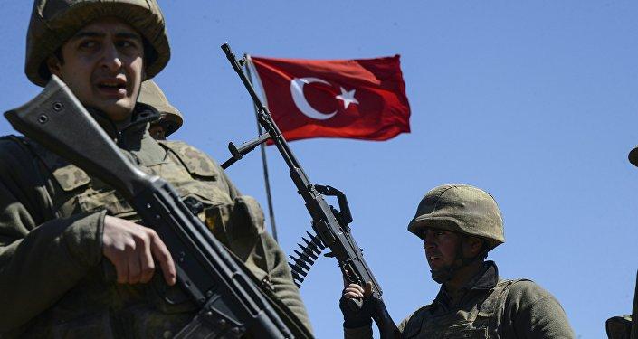 Militaires turcs