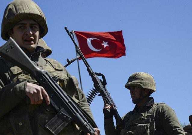 L'armée turque