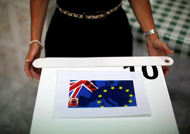 Le référendum sur le Brexit