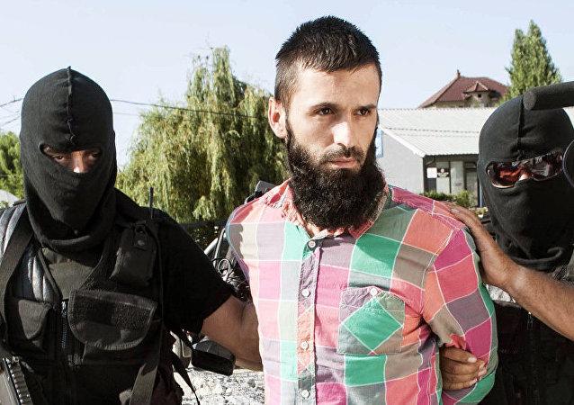 Un djihadiste capturé au Kosovo