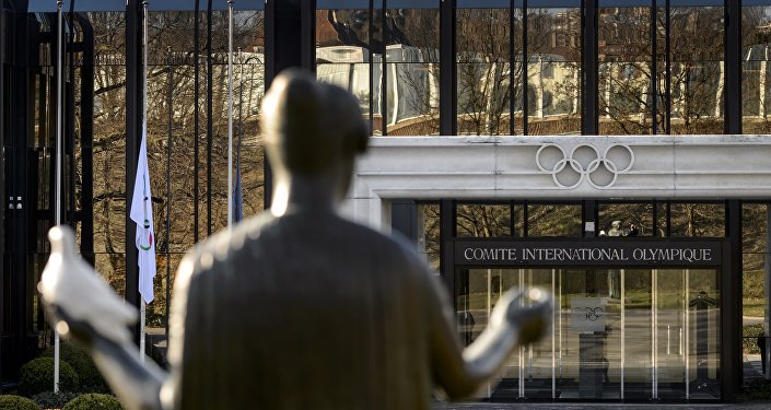 Le Comité international olympique