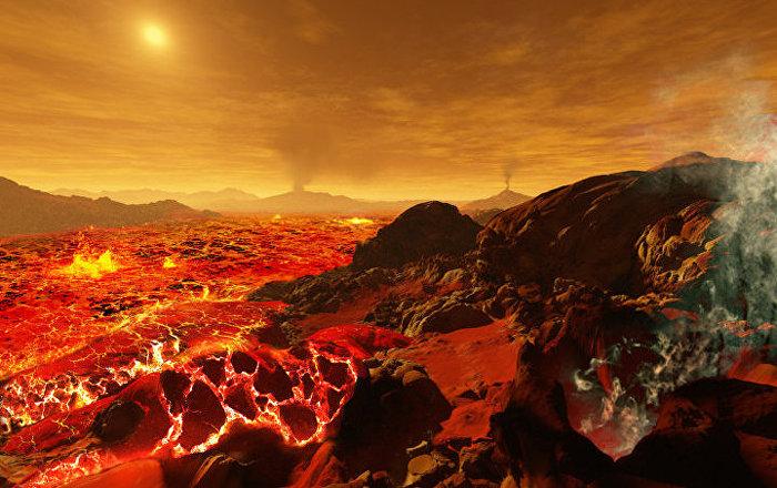 Des paysages extraterrestres fantastiques