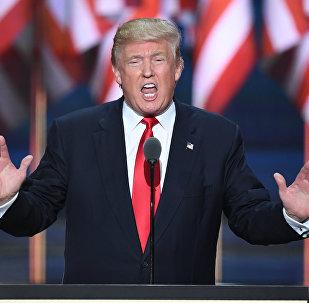 Discours d'investiture de Donald Trump