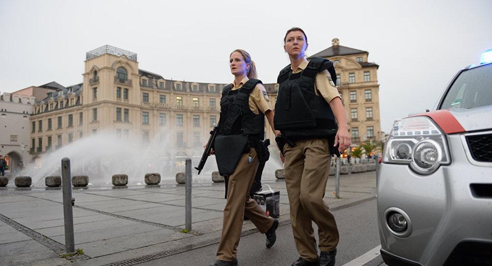 police de Munich
