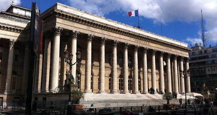 Palais Brongniart à Paris