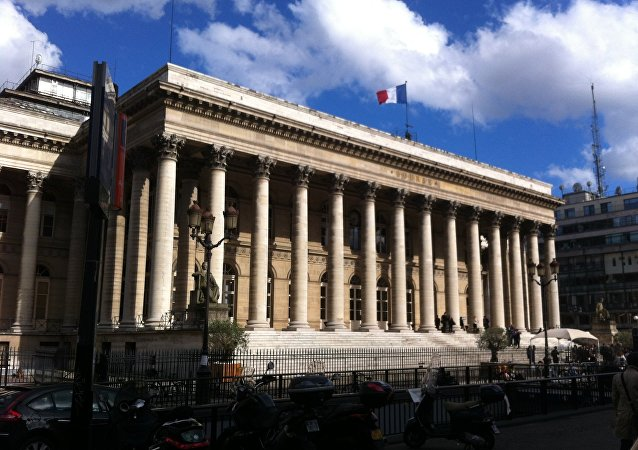 Palais Brongniart à Paris