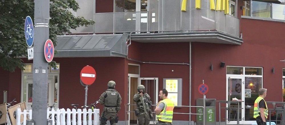 Le tireur de Munich a attiré les victimes dans le McDo via Facebook