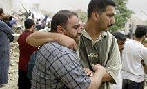 des Irakiens