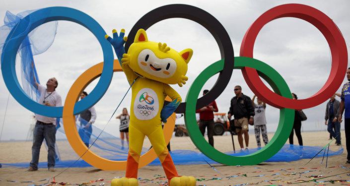 Jeux olympiques de Rio de Janeiro