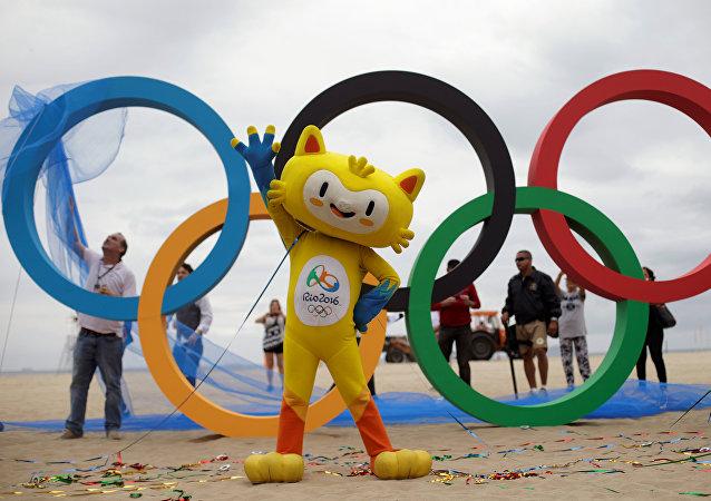 Vinicius, la mascotte des JO 2016 de Rio