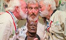 Le concours de sosies d'Hemingway remporté par… Hemingway