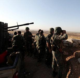 forces kurdes