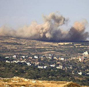 Plateau du Golan. Photo d'illustration
