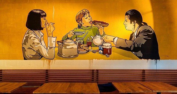 Zoomez sur l'art de rue à Moscou!