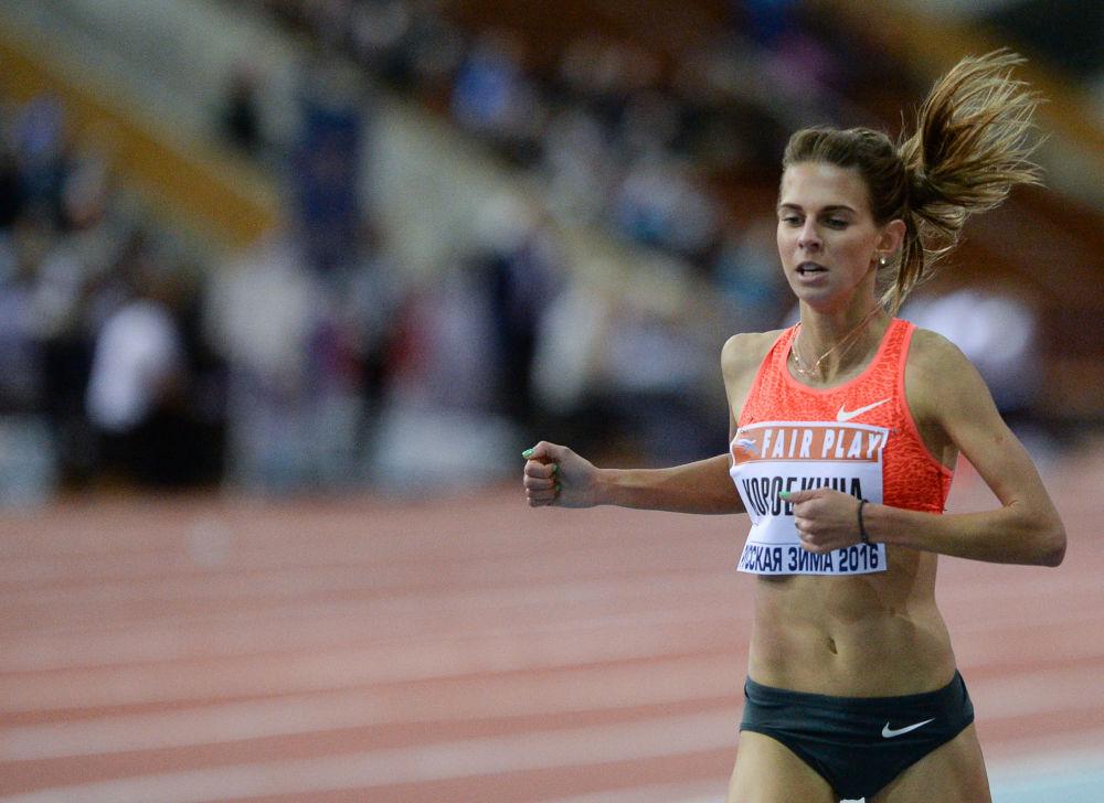 Les plus belles athlètes russes
