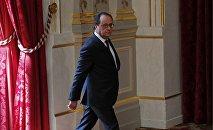 Francois Hollande. Archive photo